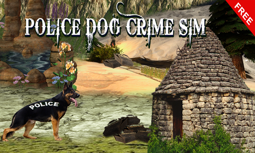 Police Dog Crime Simulator
