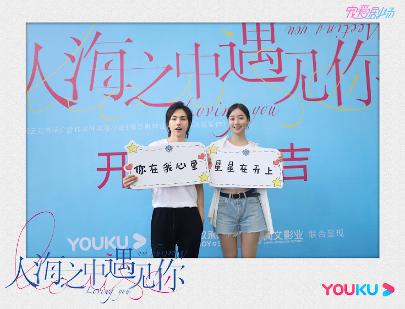 Meeting You Loving You China Web Drama