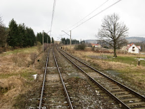 Photo: Szlak Marciszów - Marciszów Górny
