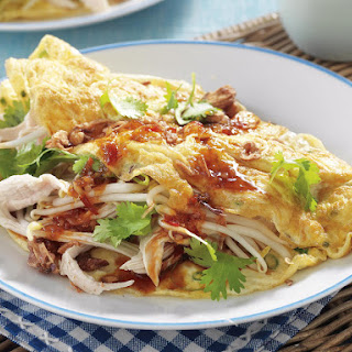 Chicken Omelette Recipes.