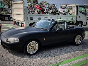 ロードスター NB8C 10周年記念車/1999のカスタム事例画像 さとよさんの2019年04月21日21:54の投稿