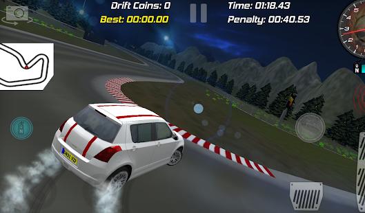 Swift Car Racing Simulator - náhled