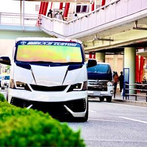 ハイエースバン TRH200V S-GL TRH200V H19年型のカスタム事例画像 DJけーちゃんだよさんの2020年11月23日21:56の投稿
