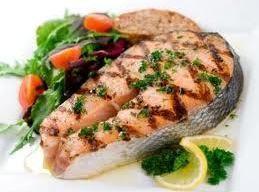 Broiled Fresh Pacific Salmon Recipe