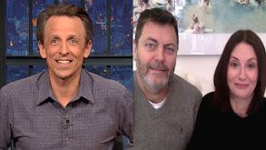 Megan Mullally; Nick Offerman; Sebastian Stan; Baratunde Thurston; Ash Soan thumbnail