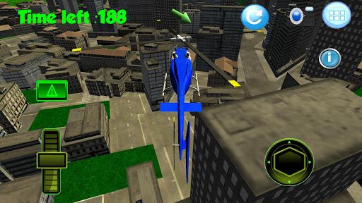 直升機飛行模擬3D