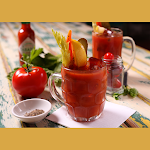 Bloody Mary Bar and $3 Mimosa Sunday Brunch