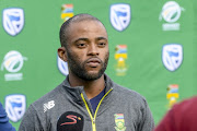 Temba Bavuma of the Proteas during the Standard Bank Proteas Media Opportunity at TUKS Cricket Oval on June 12, 2018 in Pretoria, South Africa.