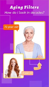 Oldify Camera – Aging Filter & Face Secret Predict 4