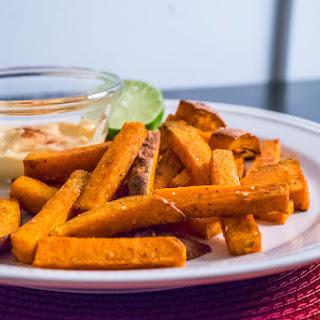 Paprika Sweet Potato Fries