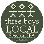 Three Boys Local Session IPA