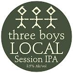Three Boys Local Session IPA