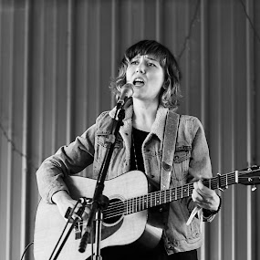 Molly Tuttle at Watermelon Park Fest by Svemir Brkic - People Musicians & Entertainers ( singer, molly tuttle, watermelon park, bluegrass, guitar )