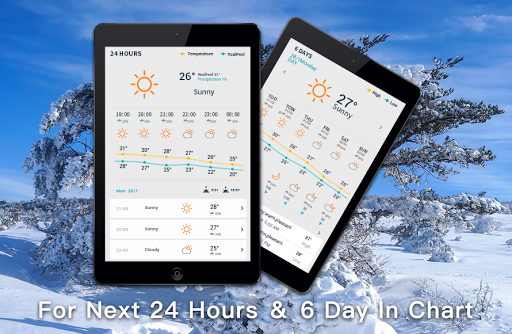 Weather - Live weather & Radar app 1.0.3.8 Screenshots 9