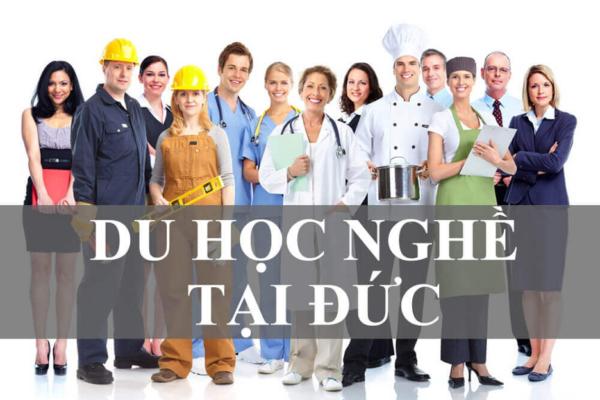Các chuyên ngành đào tạo du học nghề tại Đức rất đa dạng