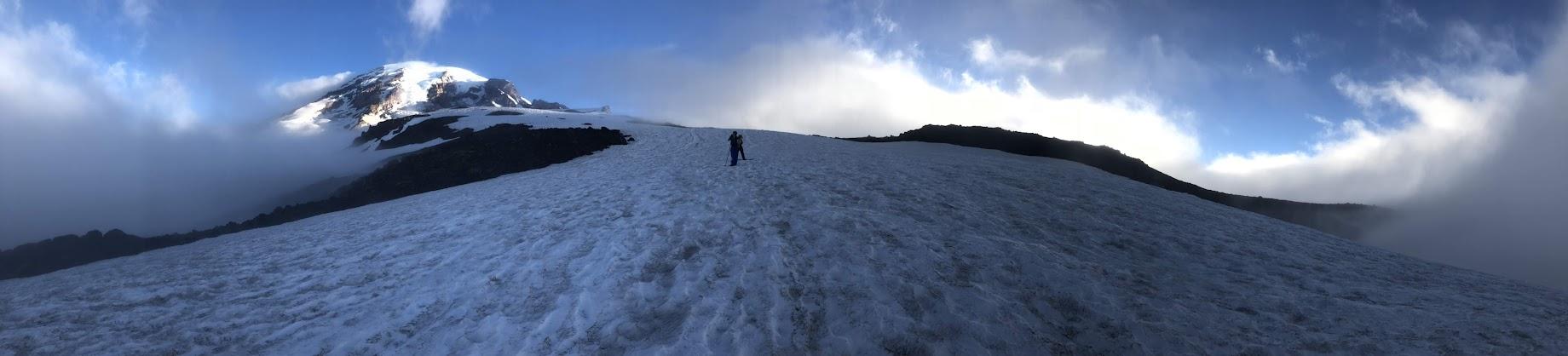 Climbing Panorama