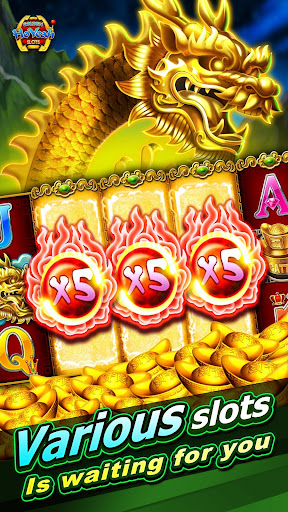 Slots (Golden HoYeah) - Casino Slots  screenshots 3