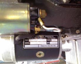 Photo: Injected O-360-X B&C Starter