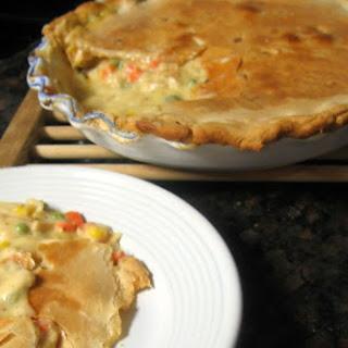 Tuna Pot Pie.