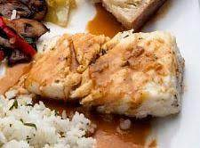 Savory Halibut Steak Recipe