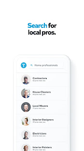 Thumbtack: Find professionals for any project - Apps on Google Play