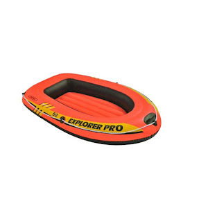 Barca gonflabila pentru o persoana, 160x94x29 cm