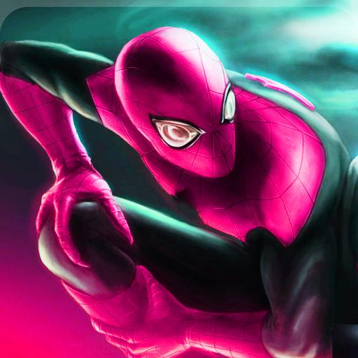 Amazing Spider Strange Hero Rope Vice Vegas