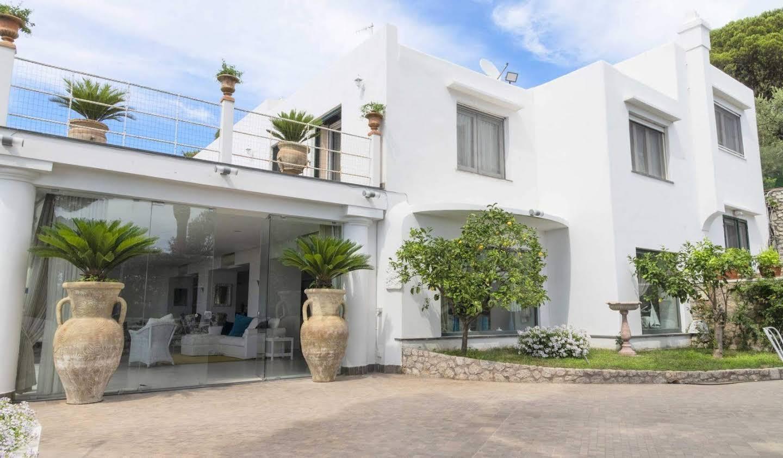 Villa avec piscine Anacapri