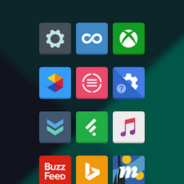 Apollo Icon Pack v1.6.0