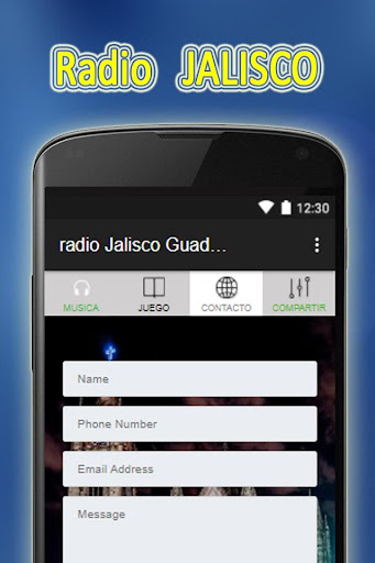 radio Jalisco Guadalajara fm  screenshots 3
