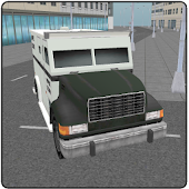 Money Truck Stunt Simulator