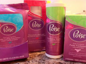 Photo: I was not able to pick up the Poise Roll-On Cooling Gel, but I'm glad I can try these four.  I am a member of the Collective Bias Social Fabric Community. This shop has been compensated as part of a social shopper insight study for Collective Bias and Poise. #CBias #SocialFabric All opinions are mine.