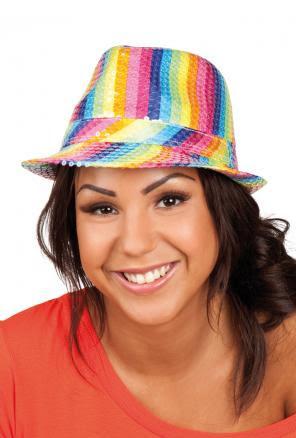 Hatt, popstar regnbåge