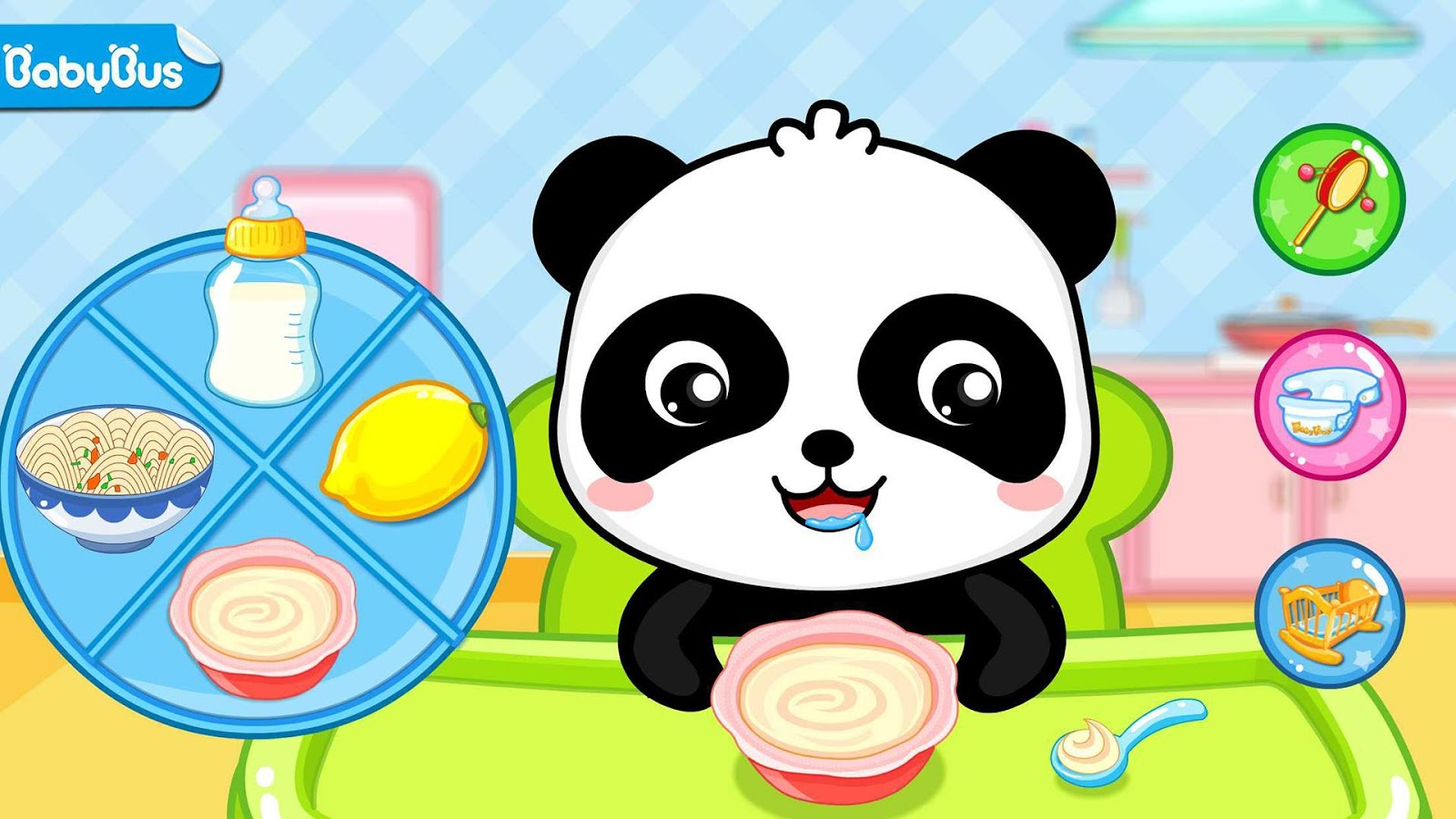 Perawatan Bayi Panda Apl Android Di Google Play