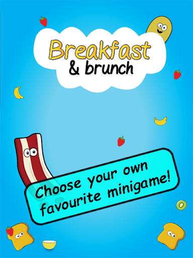Breakfast Brunch: Fun games