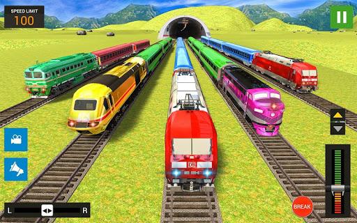 City Train Driving Simulator: Public Train 1.0 screenshots 5