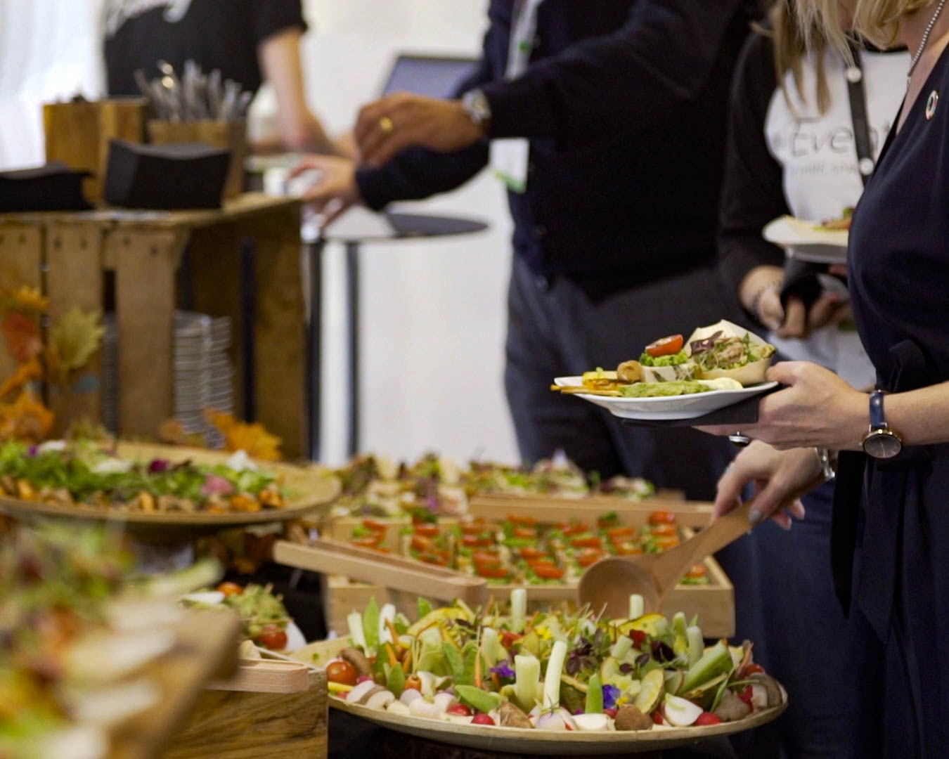 Richmond Caterers at EventLAB 2019