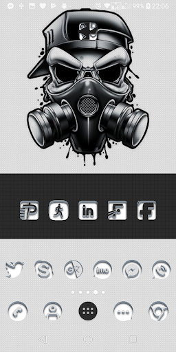 Carved icon pack screenshot 4