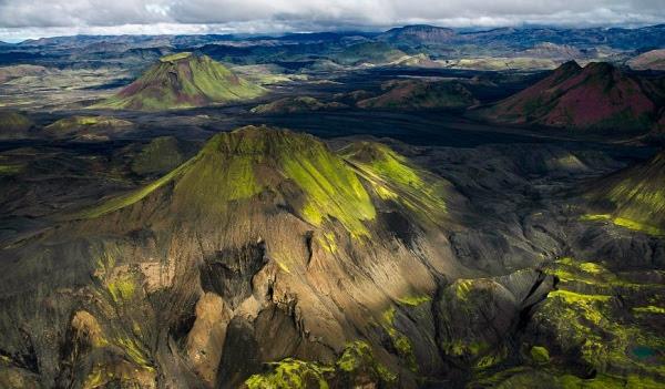 Þórsmörk-Highlands