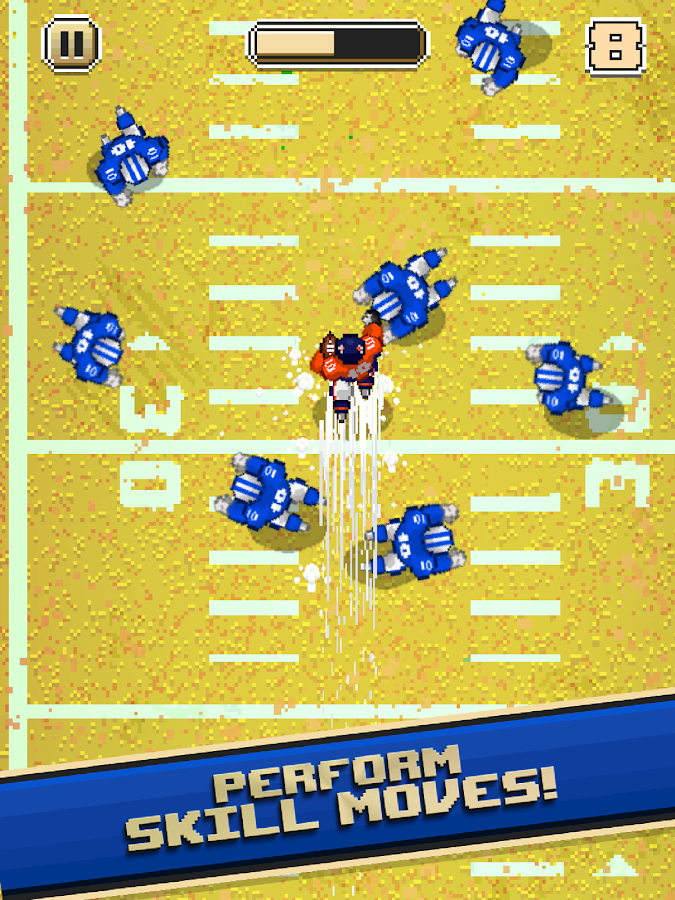 Touchdown Hero: Super Sunday- screenshot