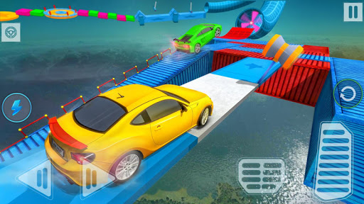 Mega Ramp Car Racing Stunts 3D: New Car Games 2020 apkmr screenshots 11