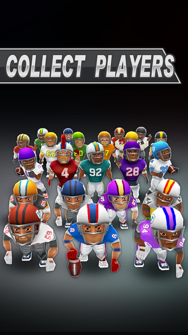 Скриншот TouchDown Rush : Football Run