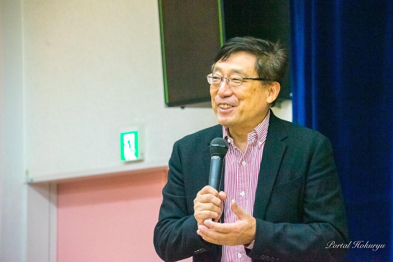 立正大学・鈴木輝隆 特任教授