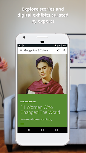 Google Arts & Culture for PC