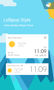 Daily Live Weather Widget εїз screenshot 0