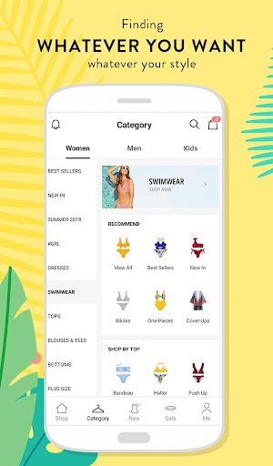 SHEIN-Fashion Shopping Online 6.6.4 screenshots 2