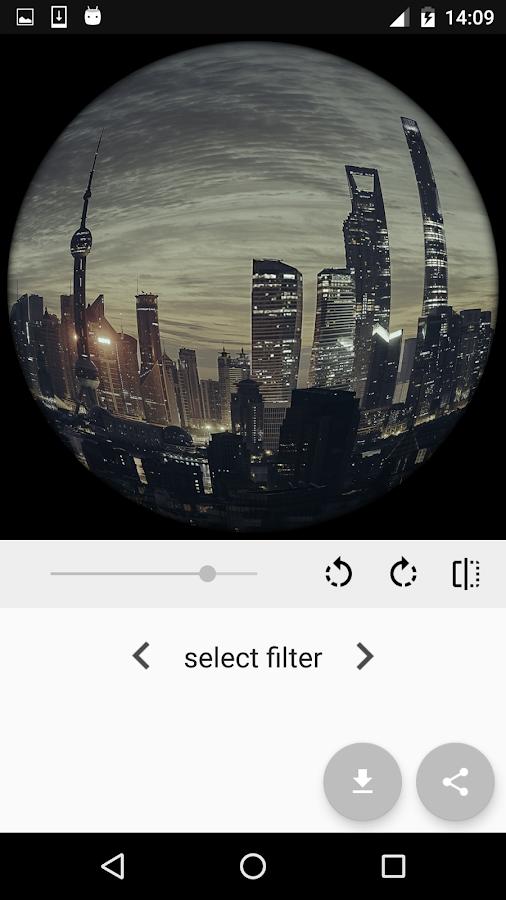 Fisheye lens android apps on google play for Fish eye lense app