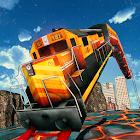 New Mountain Train Adventure: Train Simulator 2018 icon