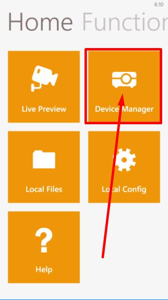 Hướng dẫn thêm camera dahua vào phần mềm wDMSS