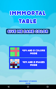 Puzzle Game - Immortal Table Color- screenshot thumbnail